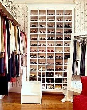 barbie and the closet