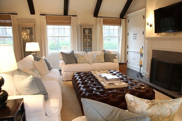 Is White Paint Still The Best Wall Color Living Room Ideas