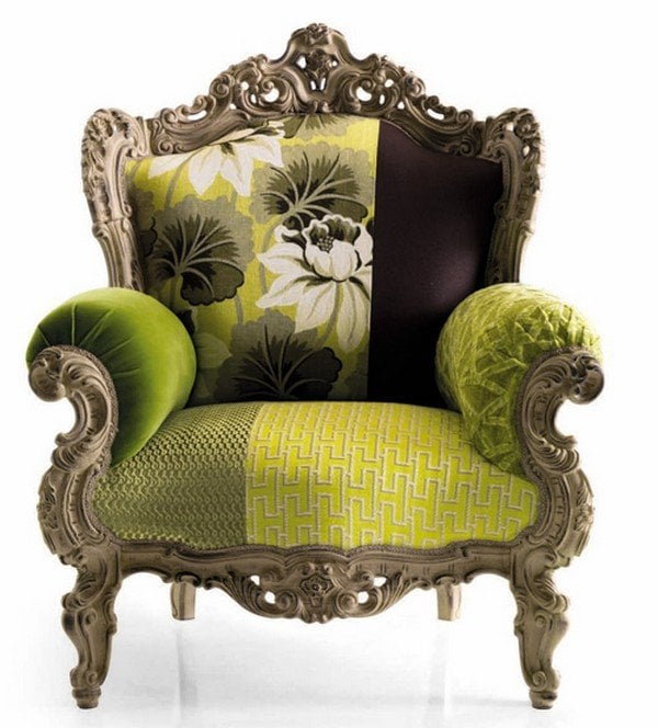 Accent Chairs - Cool Home Decor Using Accent Furniture -Decorated Life