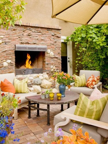 bhg - outdoor entertaining