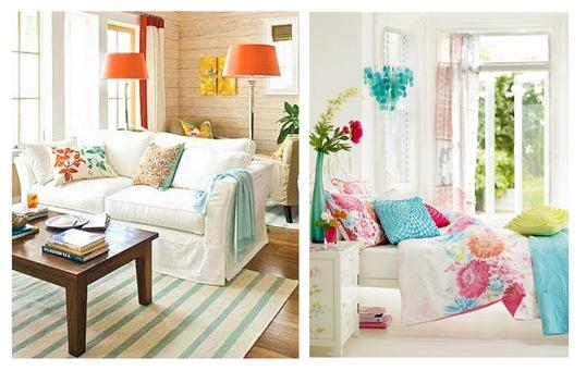 Does Your Color Scheme Need A Decorative Throw Pillow Makeover