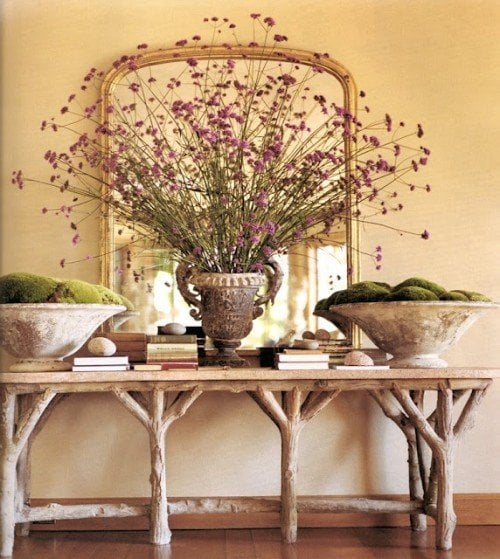 Table Decorations Natural Moss For Decor And