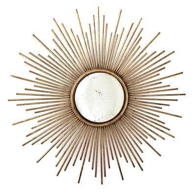sunburst-mirror small home love