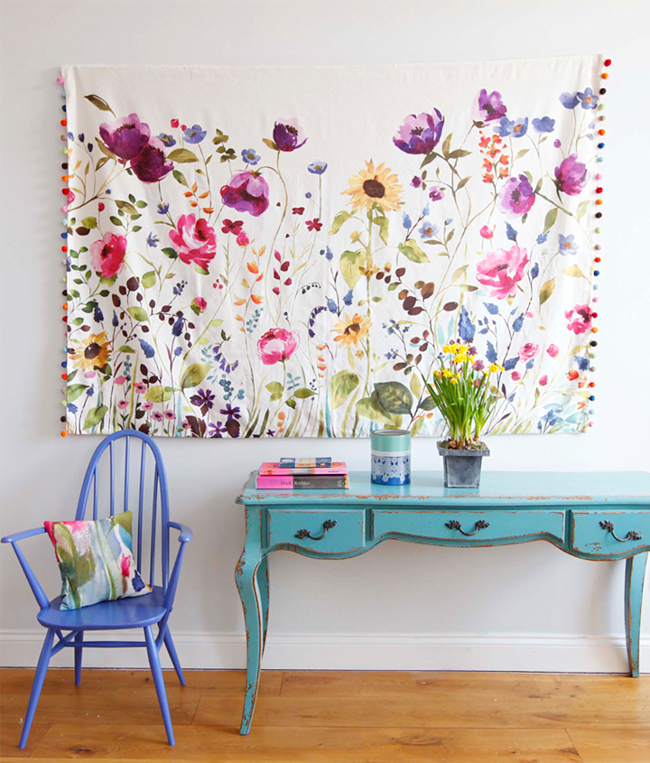 Trending - Floral Patterns, Floral Wallpaper and Floral Fabric