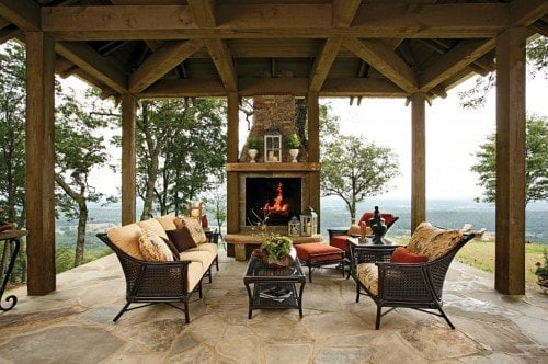 outdoor patio furnishings from Summer Classics