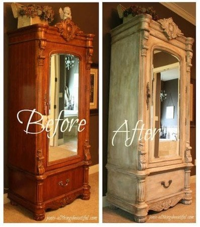 How To Antique Furniture Diy Antiquing Furniture