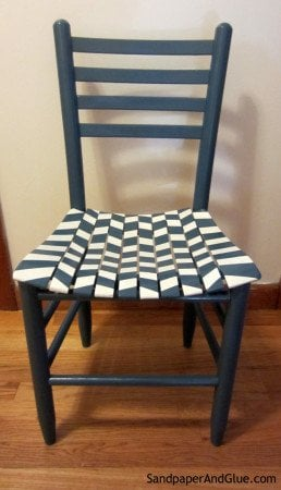 herringbone chair