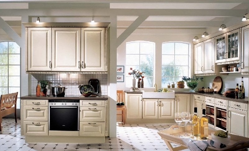 Beautiful Kitchens: 3 Things To Make Your Kitchen Look Great  Decorated Life
