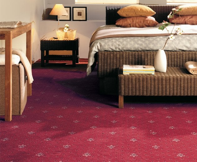 Patterned Carpets  Picking a Pattern to Compliment a Room's Dcor  -Decorated Life