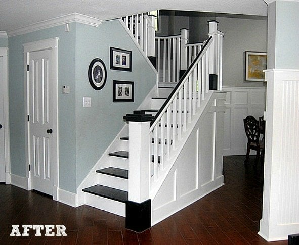 Interior Design Ideas   Black Trim For A New Rockstar Look  Decorated Life