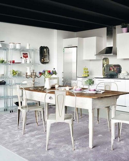 Interior Design Ideas Black Trim For A New Rockstar Look