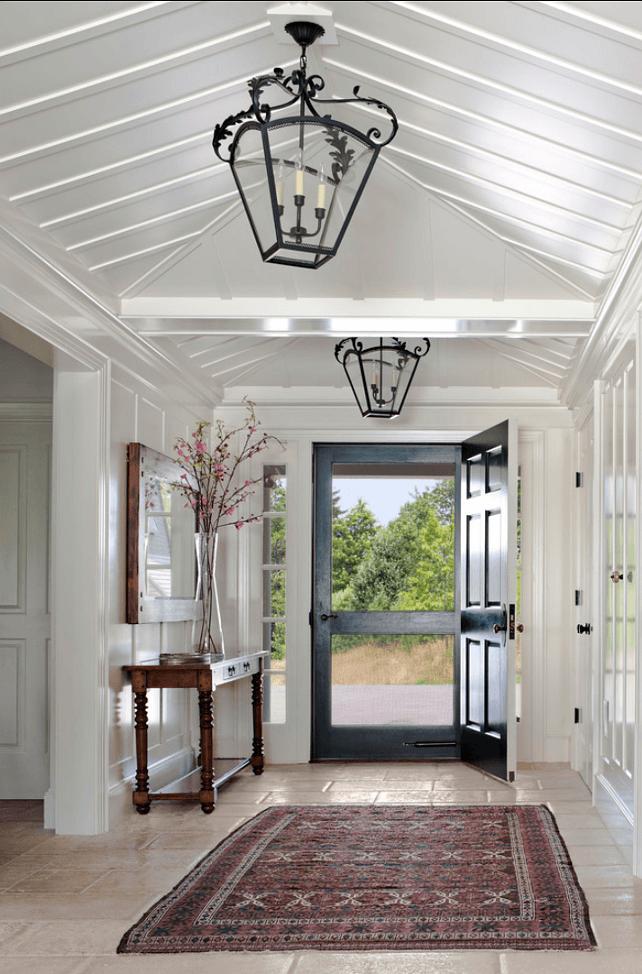 Interior Design Ideas 12 Ways To Add Black Trim