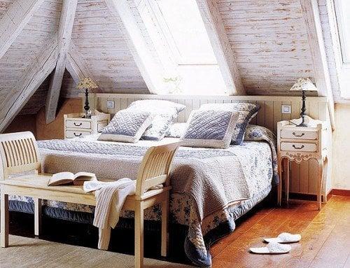 Attic Bedroom Design   Shelterness