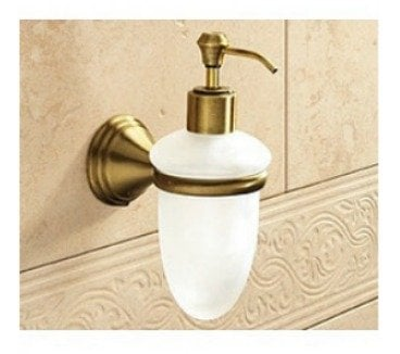 Gedy by Nameeks Romance Frosted Soap Dispenser