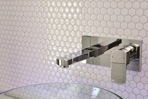 white Self-Adhesive-Wall tiles