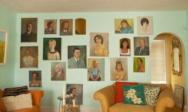 Cheryl's living room