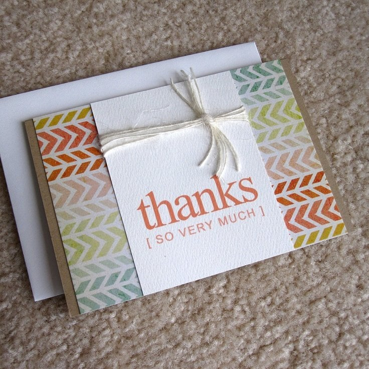 Wedding Gift Engraving Etiquette : Decorating Ideas ~ Say Thank You All Year Round -Decorated Life