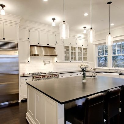 recessed kitchen lights