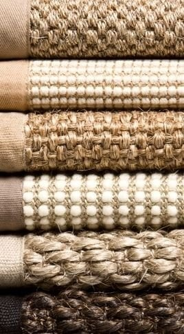 texture using rugs