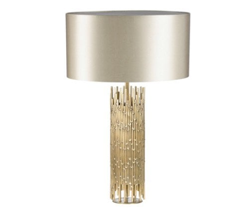 Table Deco by: CTO Lighting Limited - Satin Brass