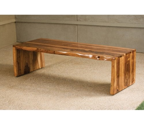 Stone Forest Coffee Table