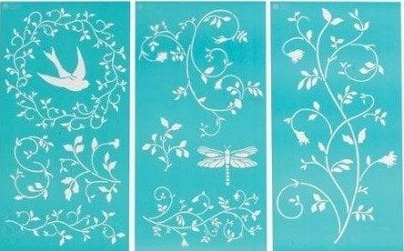 Martha Stewart Stencils