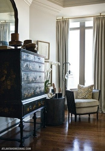 move accent furniture around