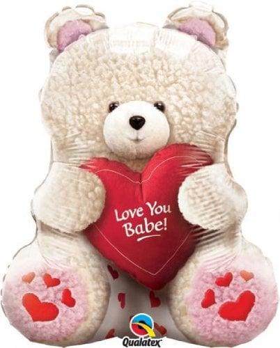 Love you Babe Balloon