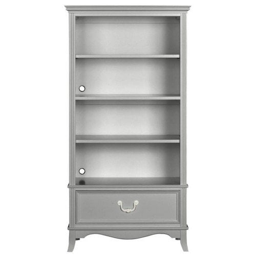 use as linen press, bookcase or shoe storage