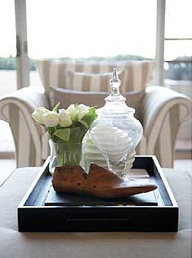 Ottoman Coffee Table Trays And Styling Videos