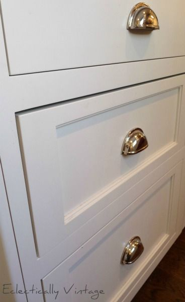 drawers with pulls