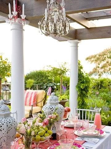 patio perk up for outdoor parties
