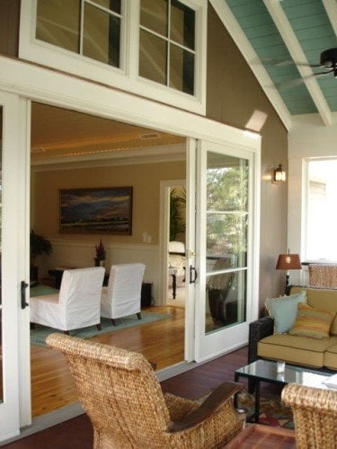 Patio Doors Styling Make Your Patio Door Look Expensive