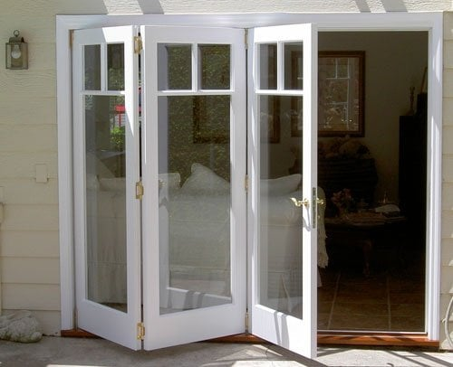 Patio doors styling make your patio door look for Pocket french doors exterior