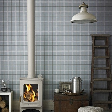 graham and brown plaid skye blue