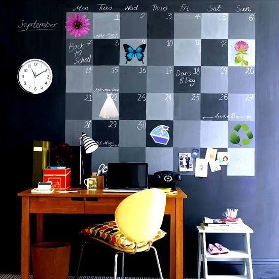 blackboard-calendar