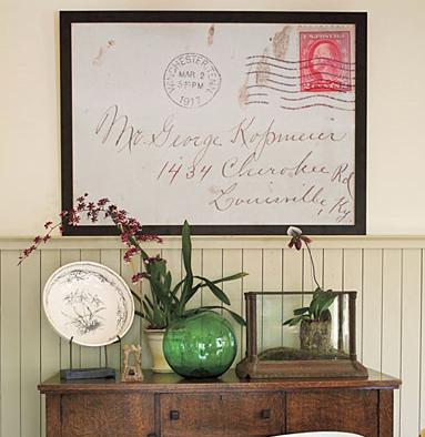 wall home decor idea from design dazzle