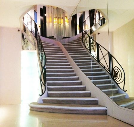 Mirrored Chanel Staircase