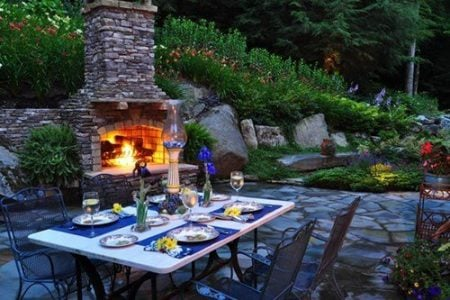 fireplace-outdoor
