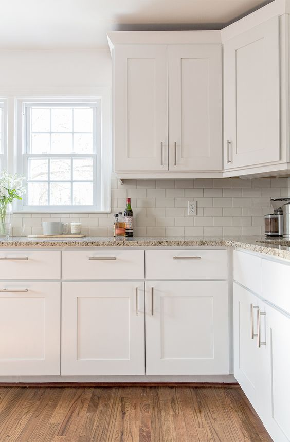 Smart kitchen renovation ways to change your cabinets for White kitchen cupboards