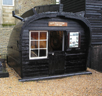 boat conversion into shed