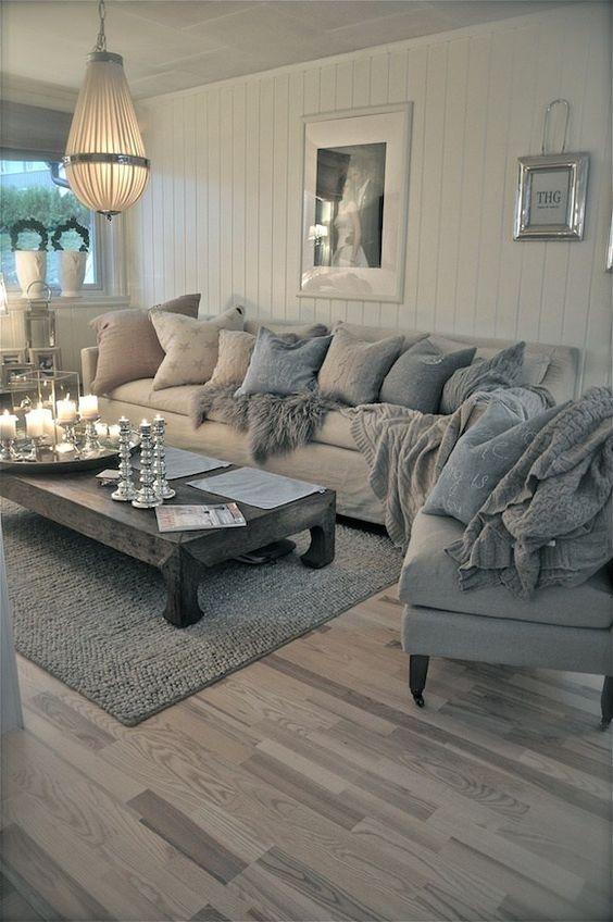 gray laminate floor