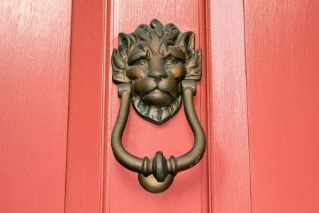 If You Think Your Front Door Needs A Little Boost, And Want To Go Beyond A Door  Knocker, Try Out Some Of The Following Decorating Ideas.