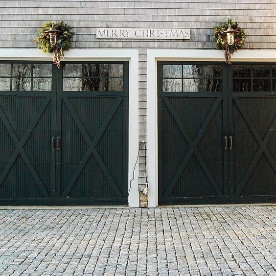 Garage Door Inspiration