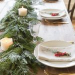 Elegant Christmas Table Decoration You Can Put Together in Minutes