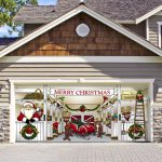 Christmas Garage Door Decorations to Make, Create and Enjoy!