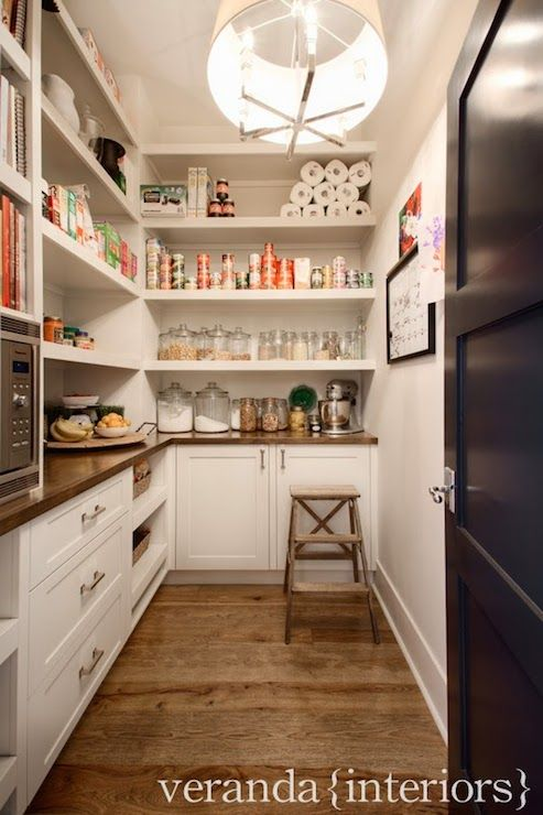 How To Organize A Kitchen Pantry Pantry Closet Or Walk In Pantry