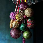 Boho Chic Christmas Decorating