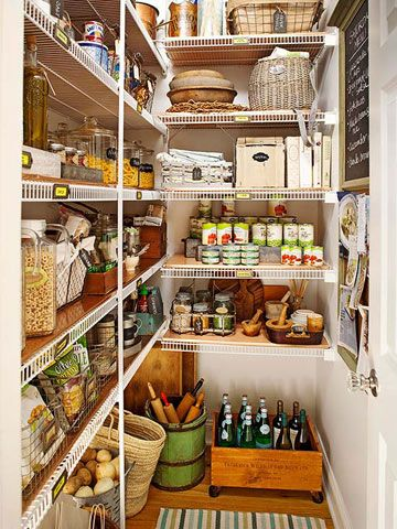How To Organize Pantry Without Containers