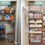 How To Organize a Kitchen Pantry - Pantry Closet or Walk In Pantry Tips
